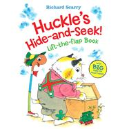 Richard Scarry's Huckle's Hide and Seek!: Lift-the-flap Book by Scarry, Richard, 9780764168123