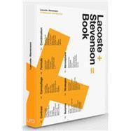 Lacoste + Stevenson = Book by MacKenzie, Andrew, 9780987228123
