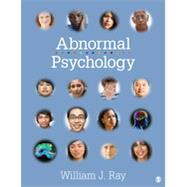 Abnormal Psychology by Ray, William J., 9781412988124