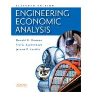Engineering Economic Analysis by Donald Newnan; Ted Eschenbach; Jerome Lavelle, 9780199778126