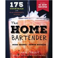 The Home Bartender by Carley, Shane, 9781604338126