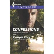 Confessions by Eden, Cynthia, 9780373698127