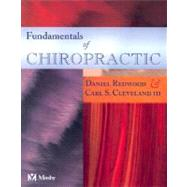 Fundamentals of Chiropractic by Redwood & Cleveland, 9780323018128