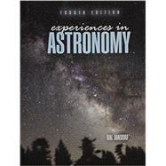 Experiences in Astronomy by Jandorf, Harold, 9781465278128