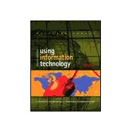 Using Information Technology by WILLIAMS, 9780072508130