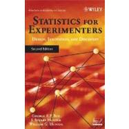 Statistics for Experimenters : Design, Innovation, and Discovery by Box, George E. P.; Hunter, J. Stuart; Hunter, William G., 9780471718130