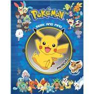 Pokemon Seek and Find Pikachu by Viz Media, 9781421598130