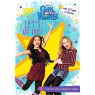 Girl Meets World Let's Do This! by Disney Book Group; No New Art Needed, 9781484728130