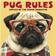 Pug Rules by Willow Creek Press, 9781682348130