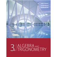 Algebra and Trigonometry by Stewart, James; Redlin, Lothar; Watson, Saleem, 9780840068132