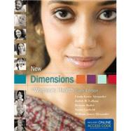New Dimensions in Women's Health by Alexander, Linda Lewis, Ph.D.; LaRosa, Judith H., Ph.D., R.N.; Bader, Helaine; Garfield, Susan; Alexander, William James, 9781449698133