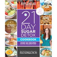 The 21 Day Sugar Detox Cookbook by Sanfilippo, Diane, 9781936608133