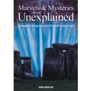 Marvels and Mysteries of the Unexplained by Farringdon, Karen, 9781841938134