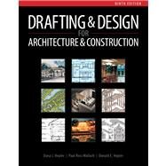 Drafting and Design for Architecture & Construction by Hepler, Dana J.; Wallach, Paul Ross; Hepler, Donald, 9781111128135