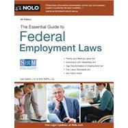 The Essential Guide to Federal Employment Laws + Website by Guerin, Lisa; DelPo, Amy, 9781413318135