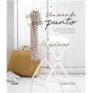 Un año de punto by Bliss, Debbie, 9788416138135