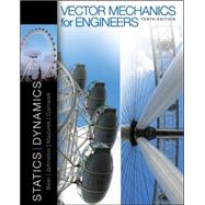 Vector Mechanics for Engineers: Statics and Dynamics by Beer, Ferdinand; Johnston, Jr., E. Russell; Mazurek, David; Cornwell, Phillip, 9780073398136