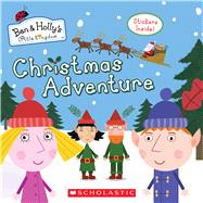 Christmas Adventure (Ben & Holly's Little Kingdom) by Eone, 9781338228137