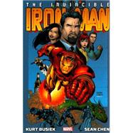 Iron Man by Kurt Busiek & Sean Chen Omnibus by Waid, Mark; Claremont, Chris; Casey, Joe; Mackie, Howard; Kubert, Andy, 9780785168140