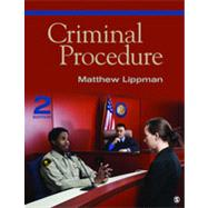 Criminal Procedure by Lippman, Matthew, 9781452258140