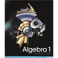 HIGH SCHOOL MATH 2012 COMMON CORE ALGEBRA 1 DIGITAL PATH 1-YEAR LICENSE GRADE 8/9 by Prentice Hall, 9780133188141