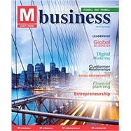 M: Business by Ferrell, O. C.; Hirt, Geoffrey; Ferrell, Linda, 9781259578144