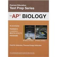 Preparing for the Biology AP* Exam (School Edition), 5/e by REECE; URRY, 9780133458145