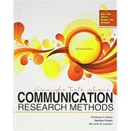 Straight Talk About Communication Research Methods by Davis, Christine S.; Powell, Heather L.; Lachlan, Kenneth L., 9781465248145