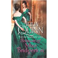 Because of Miss Bridgerton by Quinn, Julia, 9780062388148