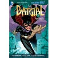 Batgirl Vol. 1: The Darkest Reflection (The New 52) by SIMONE, GAILSYAF, ARDIAN, 9781401238148