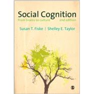 Social Cognition by Fiske, Susan T.; Taylor, Shelley E., 9781446258149