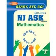 Nj Ask Mathematics by Brice, J., 9780738608150