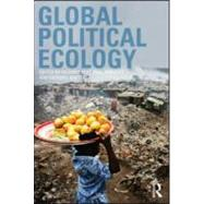 Global Political Ecology by Peet; Dick, 9780415548151