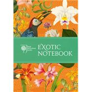 Rhs Exotic Notebook by Royal Horticultural Society, 9780711238152
