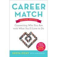 Career Match by Zichy, Shoya; Bidou, Ann (CON), 9780814438152