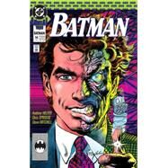 Batman Arkham: Two-Face by DINI, PAULBACHS, RAMON, 9781401258153