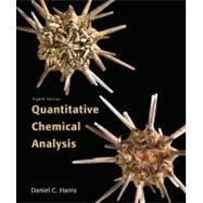 Quantitative Chemical Analysis by Harris, Daniel C., 9781429218153