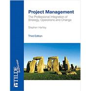 Project Management: Integrating Strategy, Operations and Change by Hartley, Stephen, 9780734608154