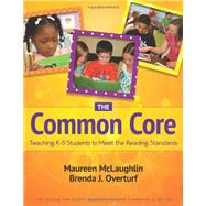 The Common Core by McLaughlin, Maureen; Overturf, Brenda J., 9780872078154
