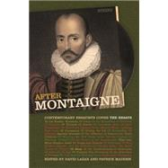 After Montaigne by Lazar, David; Madden, Patrick, 9780820348155
