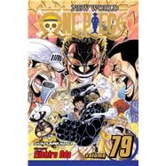 One Piece, Vol. 79 by Oda, Eiichiro, 9781421588155