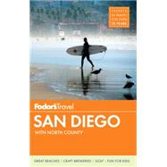 Fodor's San Diego by FODOR'S TRAVEL GUIDES, 9781101878156