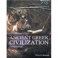 Ancient Greek Civilization by Sansone, David, 9781119098157