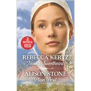 Noah's Sweetheart and Plain Peril by Kertz, Rebecca; Stone, Alison, 9780373838158