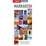 Insight Guides Flexi Map Marrakesh by Insight Guides, 9781780058160