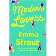 Modern Lovers by Straub, Emma, 9780735208162
