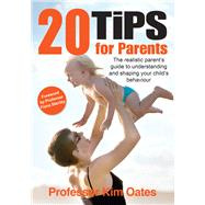 20 Tips for Parents by Oates, Kim; Stanley, Fiona, 9781925048162