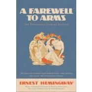 A Farewell to Arms The Hemingway Library Edition by Hemingway, Ernest; Hemingway, Patrick; Hemingway, Sean, 9781451658163