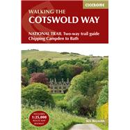The Cotswold Way by Reynolds, Kev, 9781852848163
