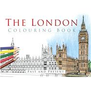 The London Colouring Book by History Press, 9780750968164